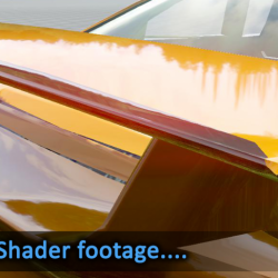 Polished Car Shader in Gen2 Skyline