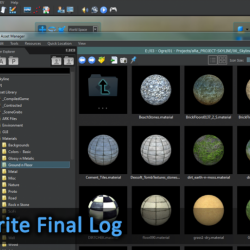 Development – Rewriting the material system - 03 Final
