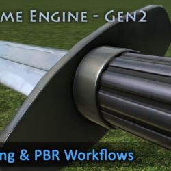 Skyline Gen2 - Material Editor & PBR Overview