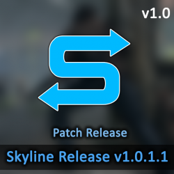 Skyline Release v1.0.1.1 Patch (Codename: Aurora)