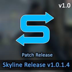 Skyline Release v1.0.1.4