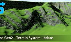 Skyline Gen2 - Terrain Development February 2017