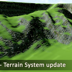 Skyline Gen2 - Terrain Development February 2017
