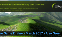 March Recap - Steam Green Light, Terrain and more