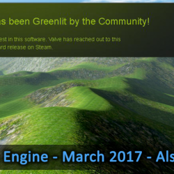 March Recap - Steam Green Light, Terrain and more