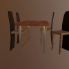 EVE LBS -Table and Chairs